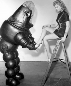 Robby, Forbidden Planet, 1956