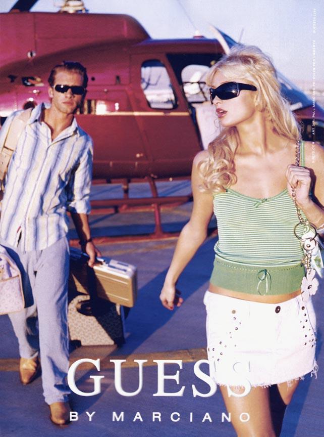 Paris-Hilton-guess | Cubic Muse Paris Hilton Video